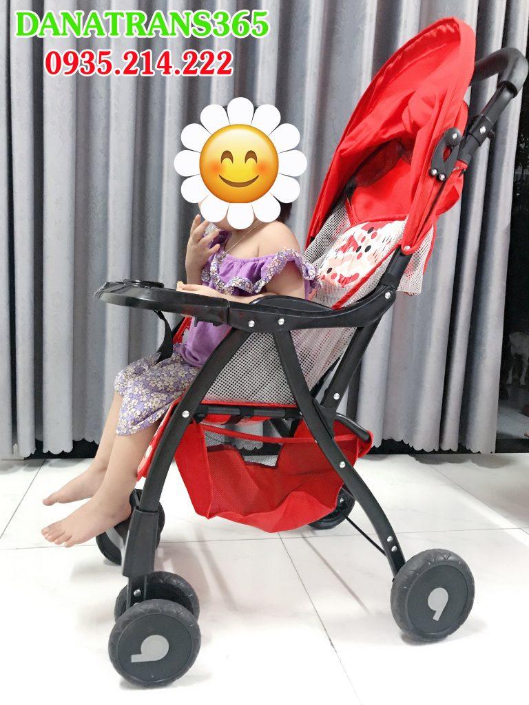 thuê xe đẩy em bé Đà Lạt