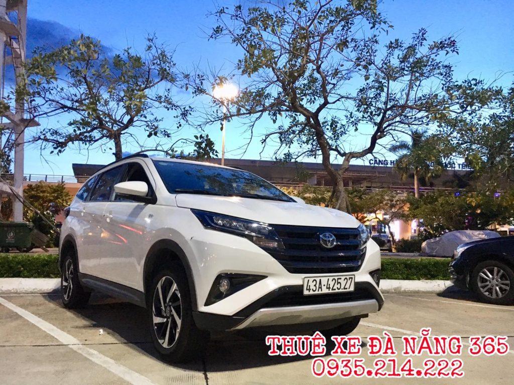 Thuê xe tự lái 7 chỗ dịp Tết Đà Nẵng