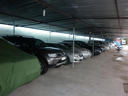 bãi giữ xe ô tô Đà Nẵng
